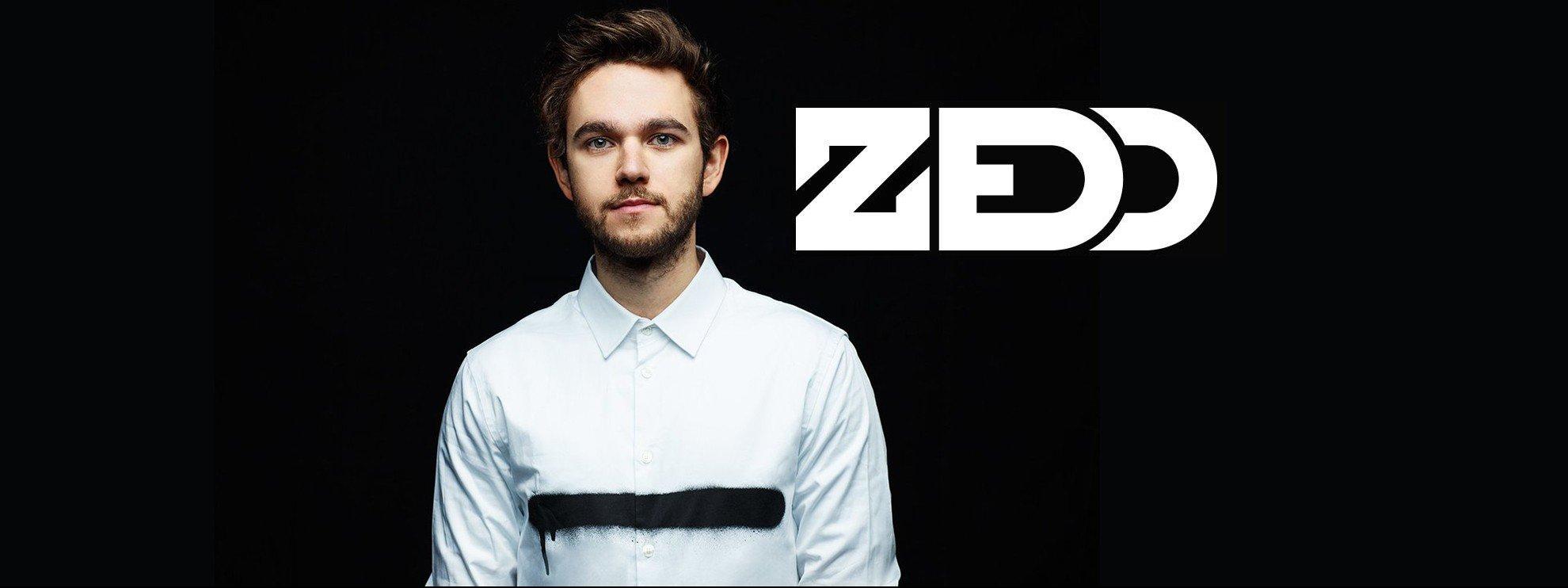 событие Zedd (Зедд)