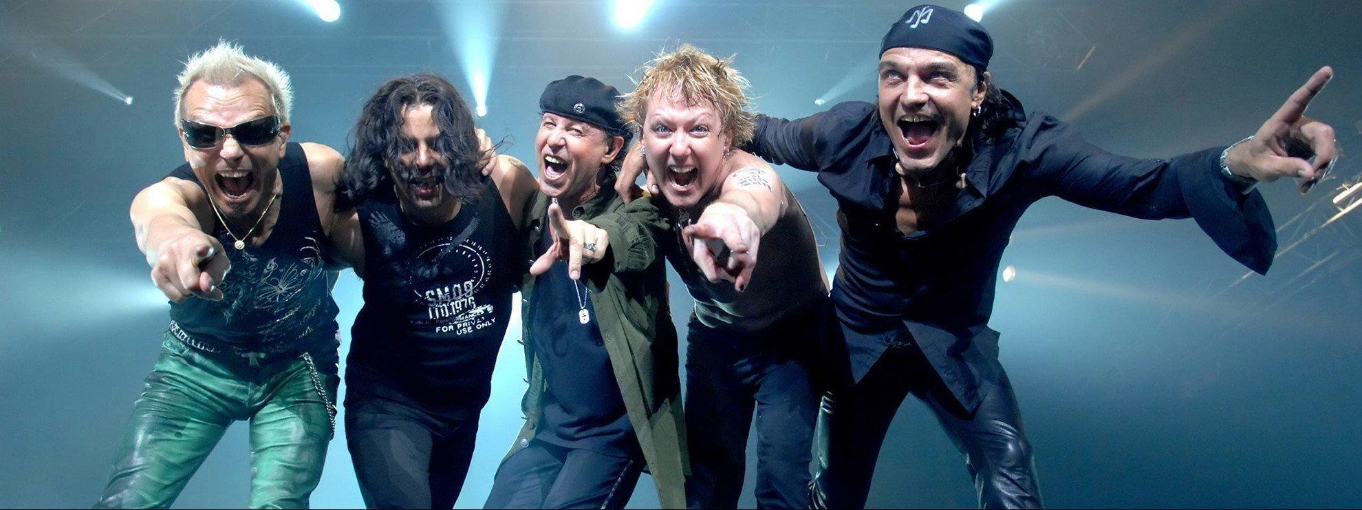 виконавець Scorpions (Скорпіонс)