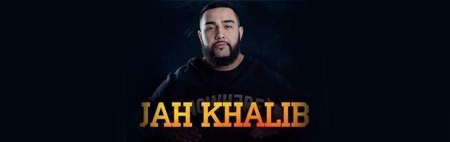 Jah Khalib (Джа Халиб)