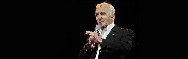 исполнитель Charles Aznavour (Шарль Азнавур)