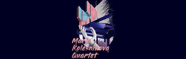 виконавець Maria Kolesnikova Quartet (Марія Колеснікова Квартет)