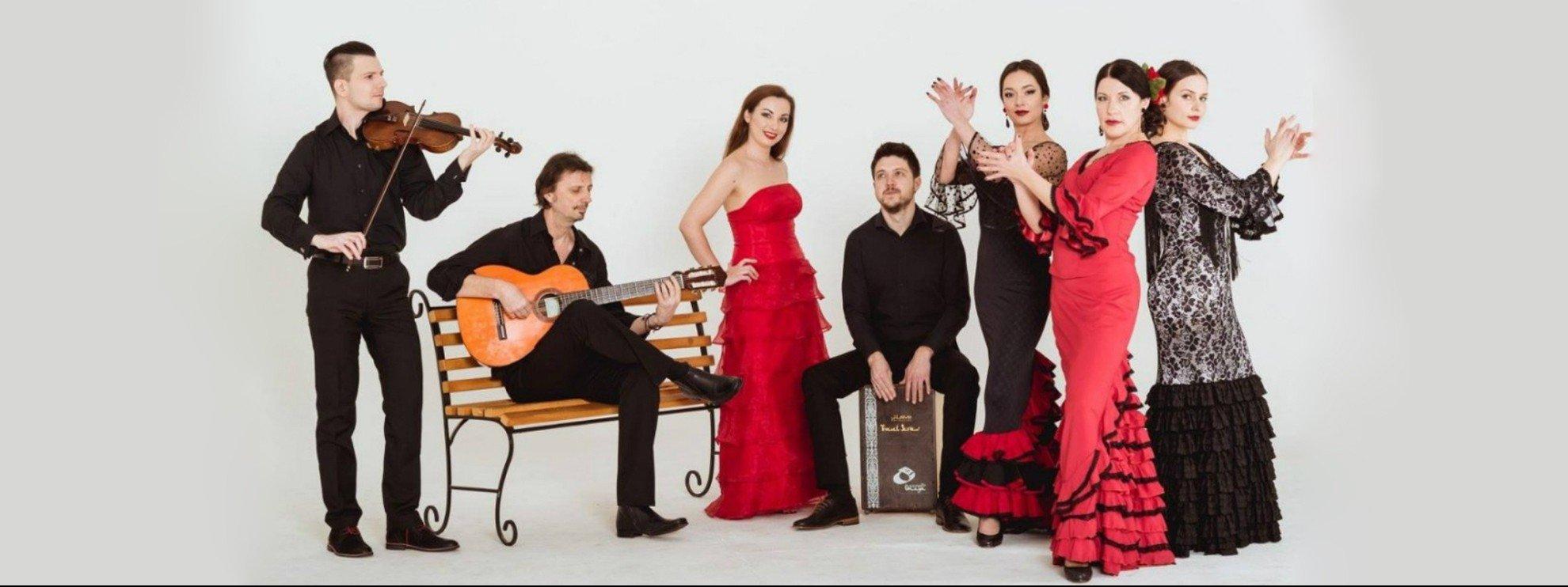 performer Piano Flamenco Band