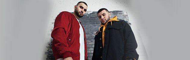 performer HammAli & Navai