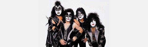 виконавець Kiss (Кісс)