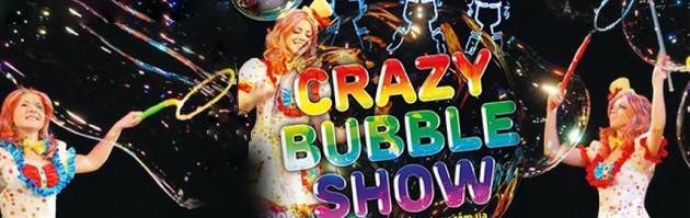 performer Crazy Bubble Show