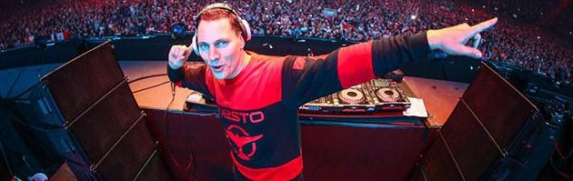исполнитель DJ Tiesto (Ди-джей Тиесто)