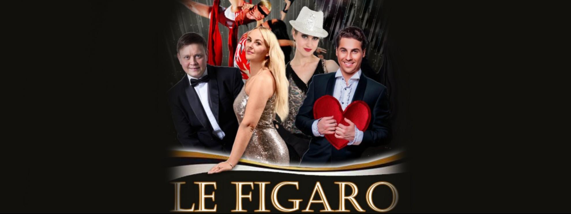 виконавець Le Figaro Project (Ле Фігаро Прожект)
