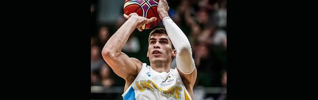 Баскетбол. Збірна України — Збірна Чорногорії
