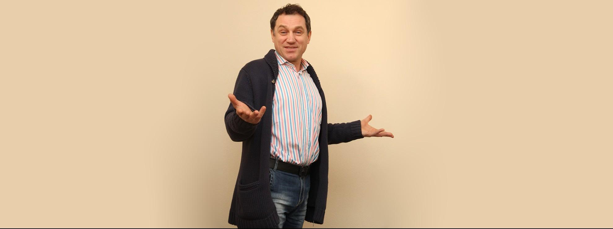 performer Anatoly Gnatyuk