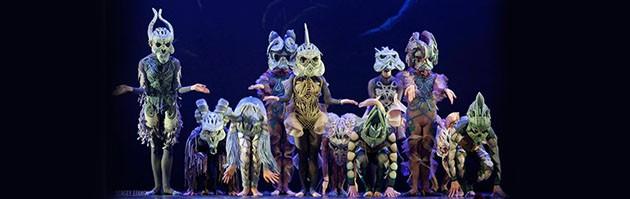 Kiev Modern Ballet. Radu Poklitaru. Sleeping Beauty