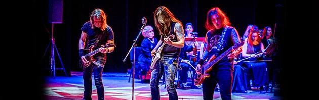Tribute Show (Трибьют Шоу) «Metallica (Металлика) с симфоническим оркестром»