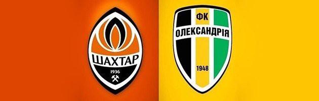 Шахтар — Олександрія. Прем'єр-Ліга України