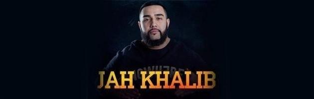 Jah Khalib (Джа Халіб)