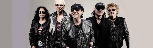 событие Scorpions. Crazy World Tour (Скорпионс. Крэйзи ворлд тур)