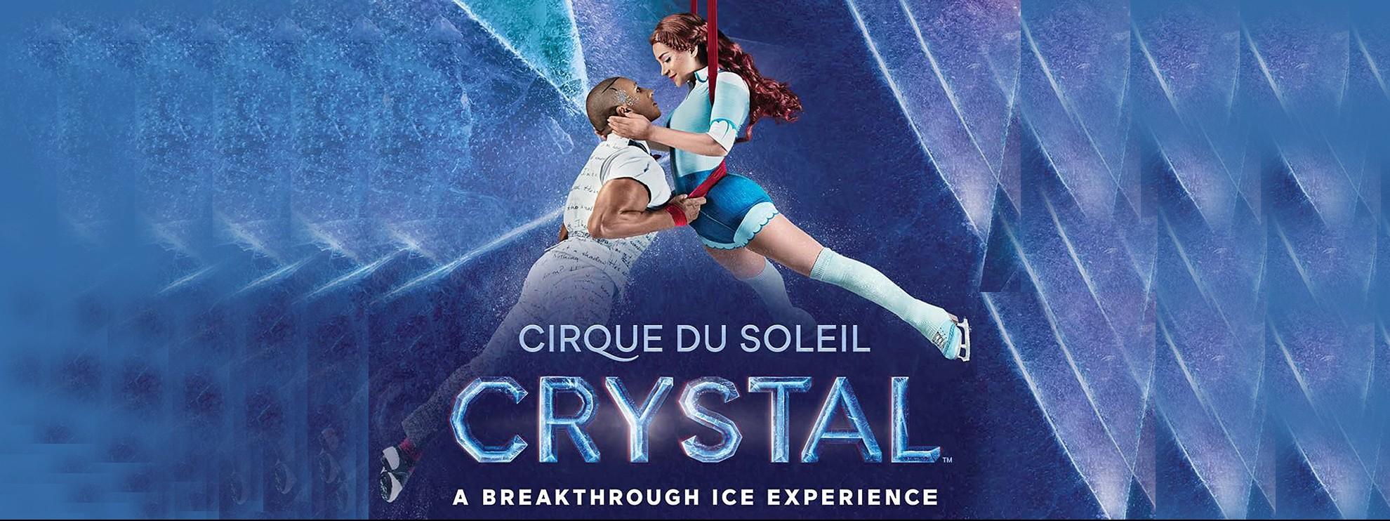 подія Cirque du Soleil. Crystal (Цирк Дю Солей. Крістал)
