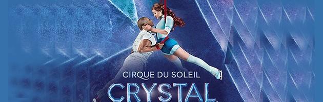 событие Cirque du Soleil. Crystal (Цирк Дю Солей. Кристал)