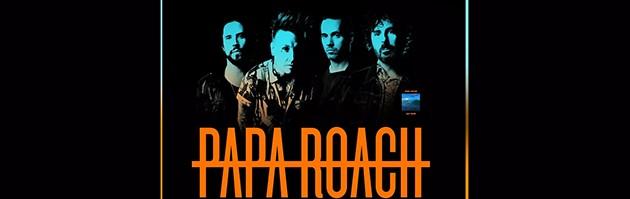 исполнитель Papa Roach (Папа Роач)