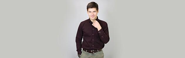 виконавець Олексій Яровенко та блюз-бенд