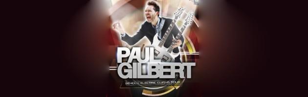Paul Gilbert: Behold Electric Guitar Tour (Пол Гілберт: Біхолд Електрік Гітар Тур)