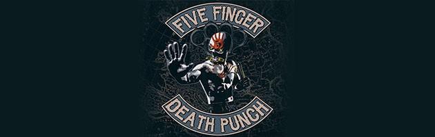 Five Finger Death Punch (Файв Фінгер Дез Панч)