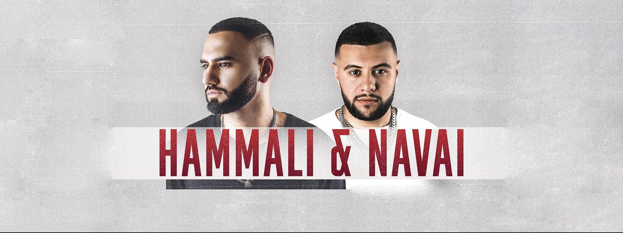 событие HammAli & Navai (ХаммАли и Наваи)