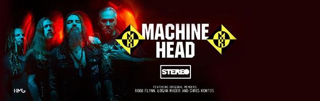 Machine Head (Мешін Хед)