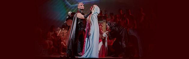 Fantasy-opera «Orpheus and Eurydice forever»