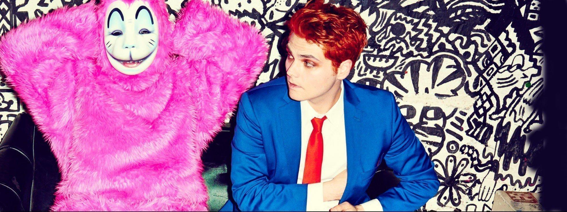 виконавець Gerard Way (Джерард Уей)