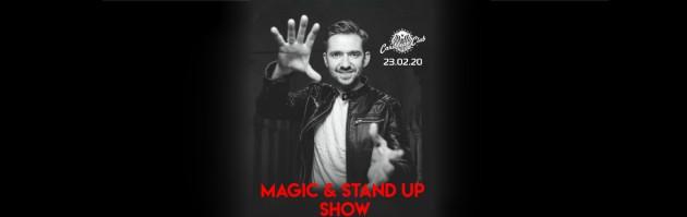Roman Bondarchuk Magic and Stand Up Show (Роман Бондарчук: Меджік енд Стенд Ап Шоу)