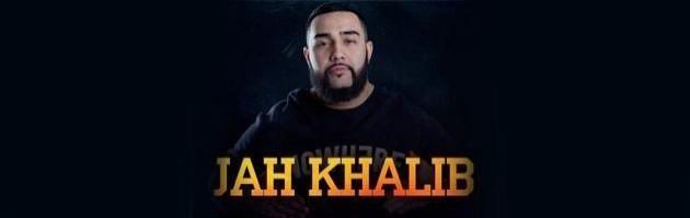событие Jah Khalib (Джа Халиб)