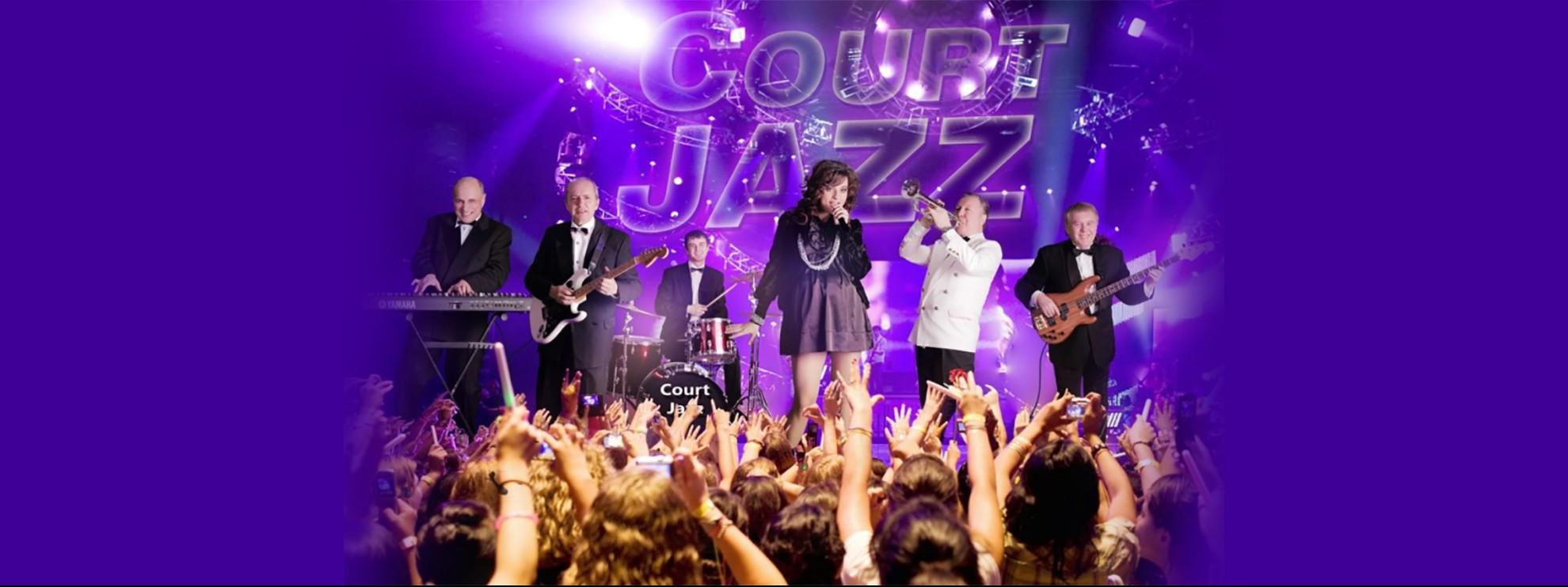 виконавець Court Jazz Band (Корт Джаз Бенд)