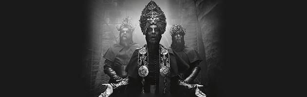 исполнитель Behemoth (Бегемот)