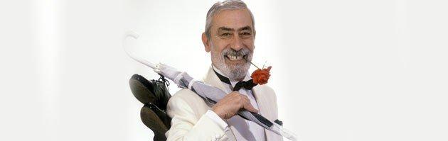 performer Vakhtang Kikabidze