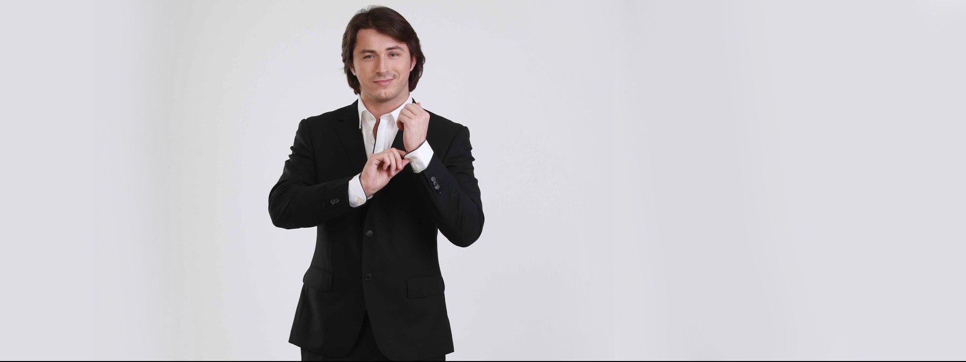 виконавець Сергей Притула