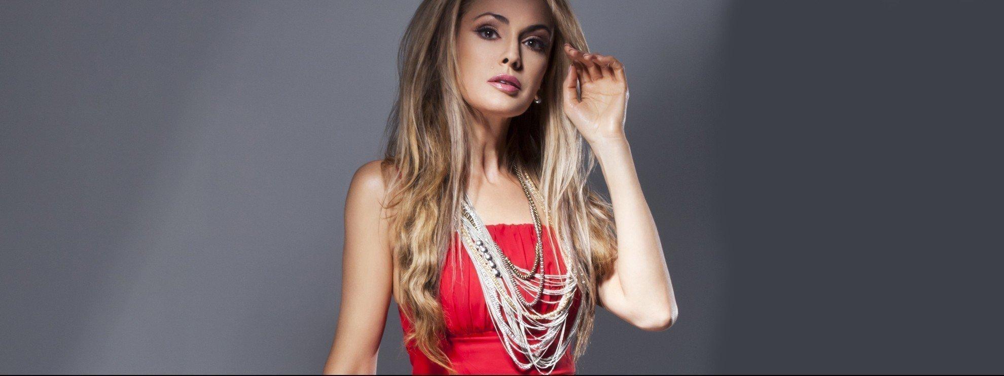 performer Olga Sumska