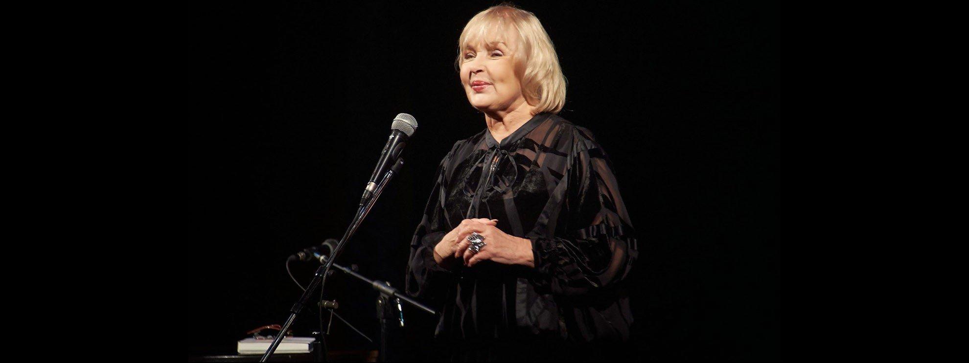 performer Ada Rogovtseva