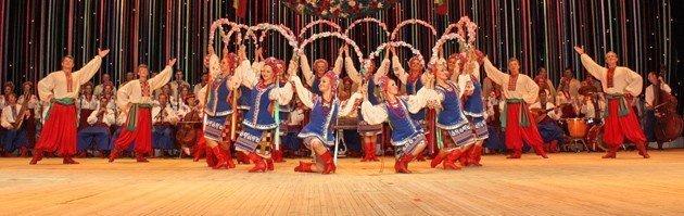 Хор им. Г. Г. Веревки (VERYOVKA. Ukrainian folk choir)