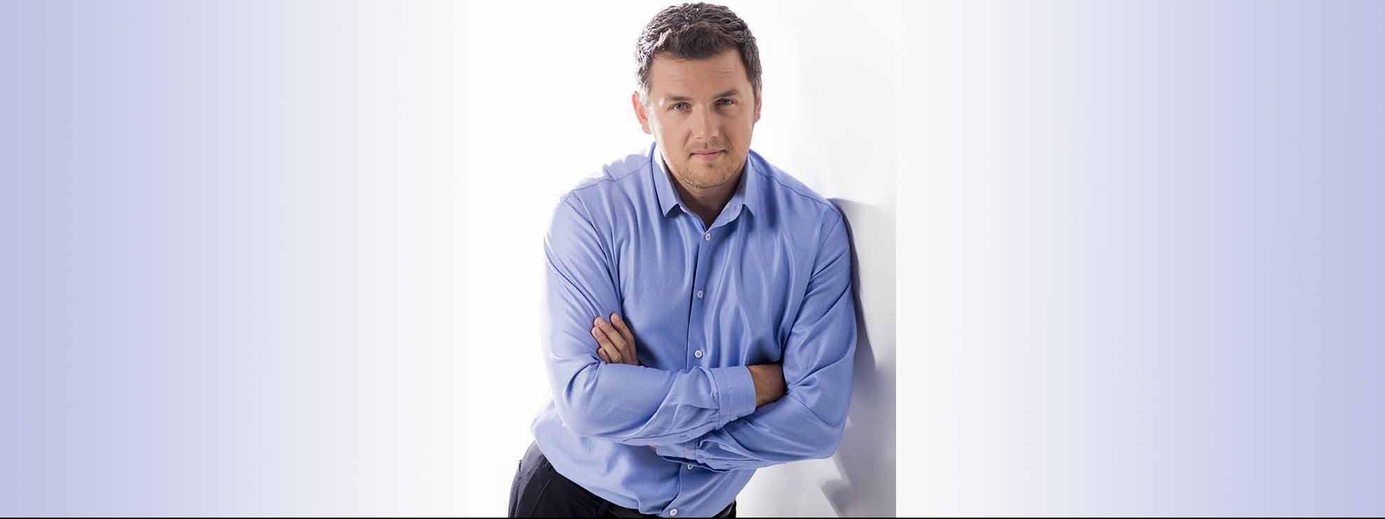 Dmitry Karpachev - known psychologist and TV host