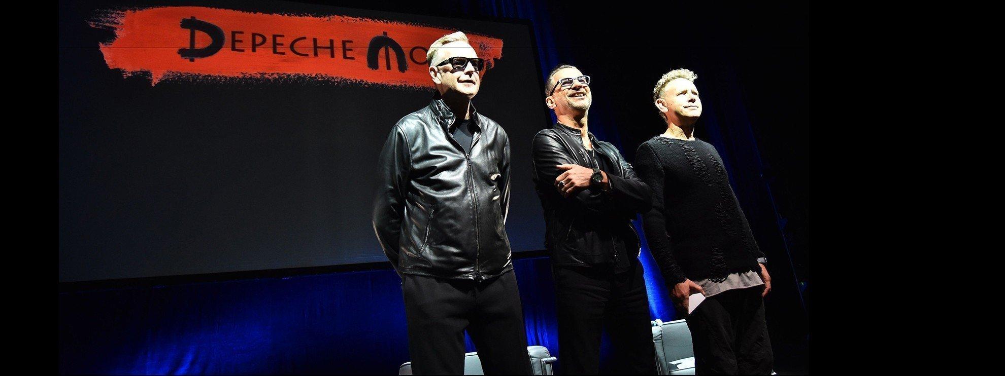 исполнитель Depeche Mode (Депеш Мод)
