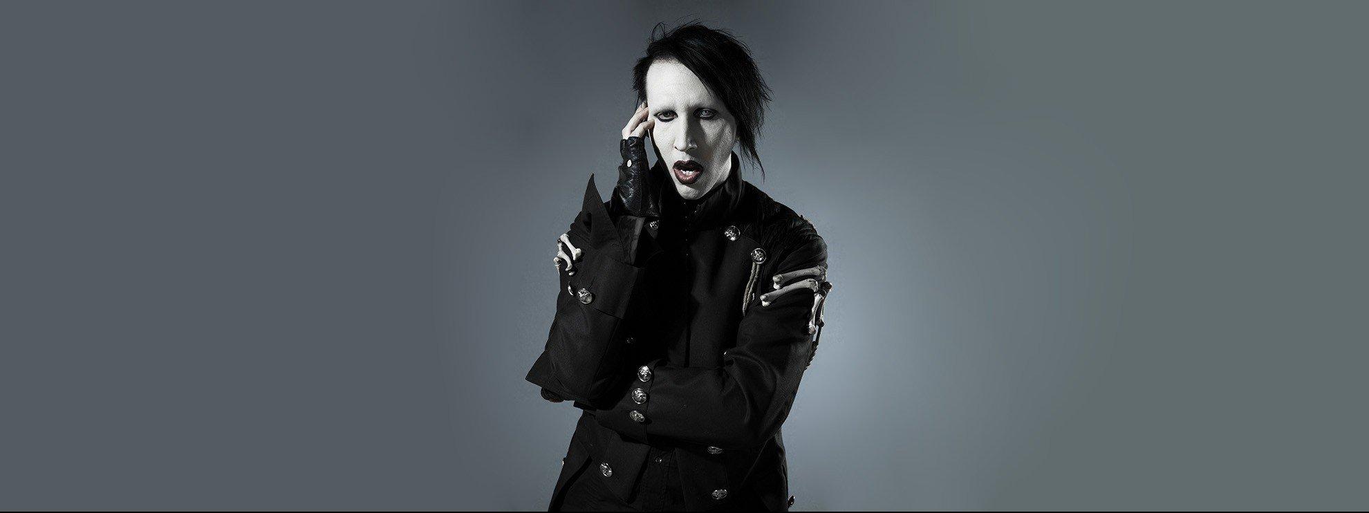 исполнитель Marilyn Manson (Мэрилин Мэнсон)