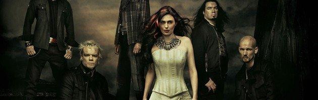 исполнитель Within Temptation (Визин Темптейшн)