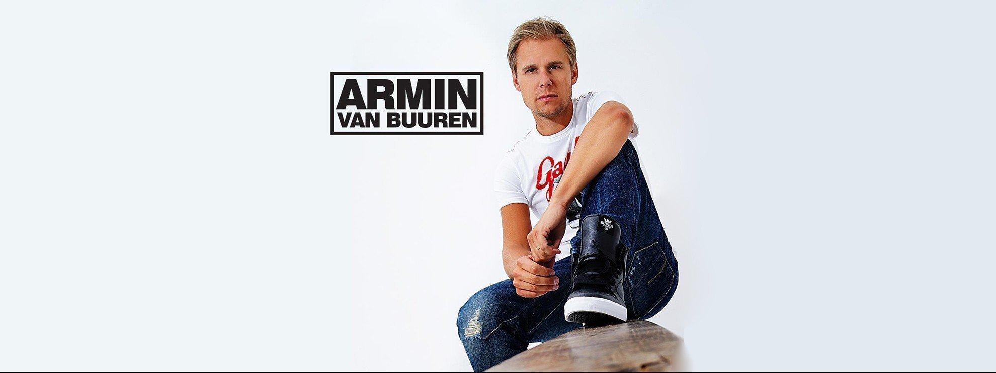 исполнитель Armin van Buuren (Армин ван Бюрен)