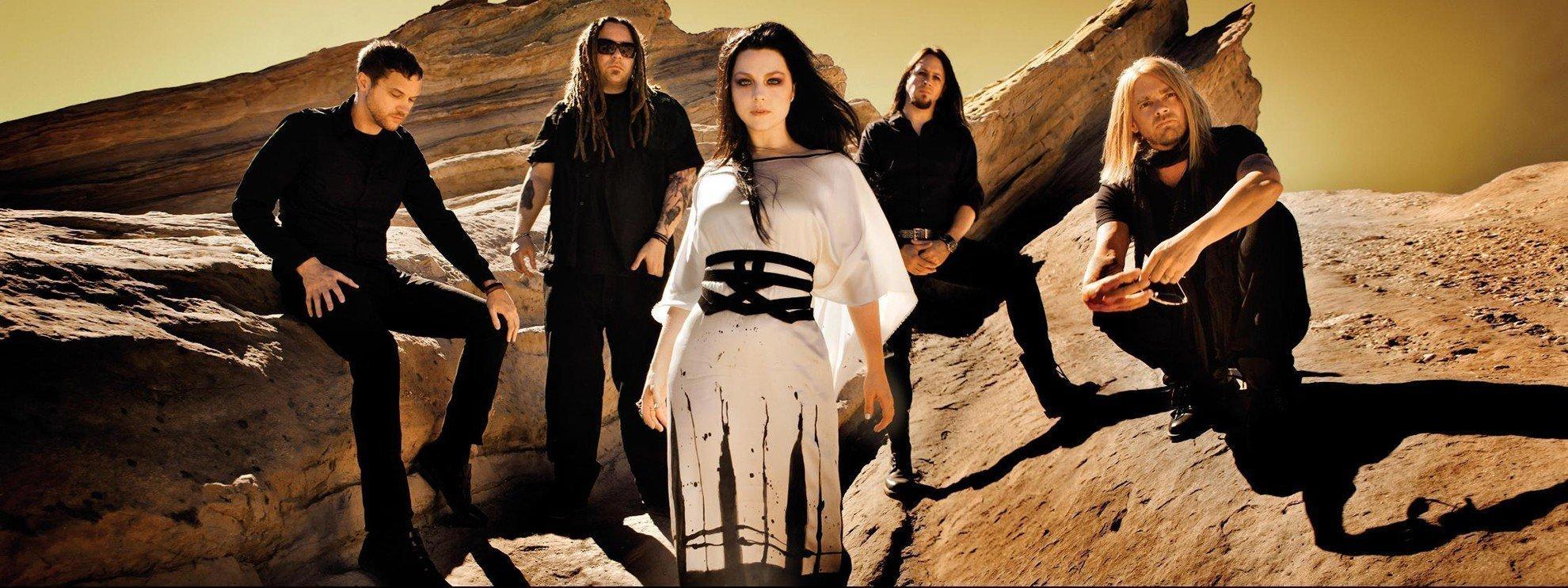 исполнитель Evanescence (Ивэнеснс)