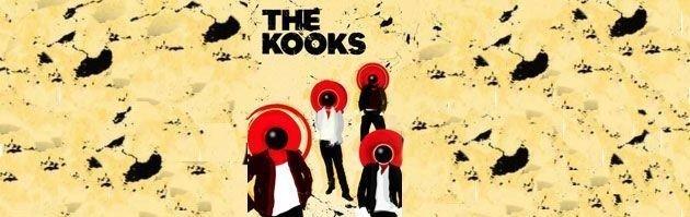 исполнитель The Kooks (Зе Кукс)