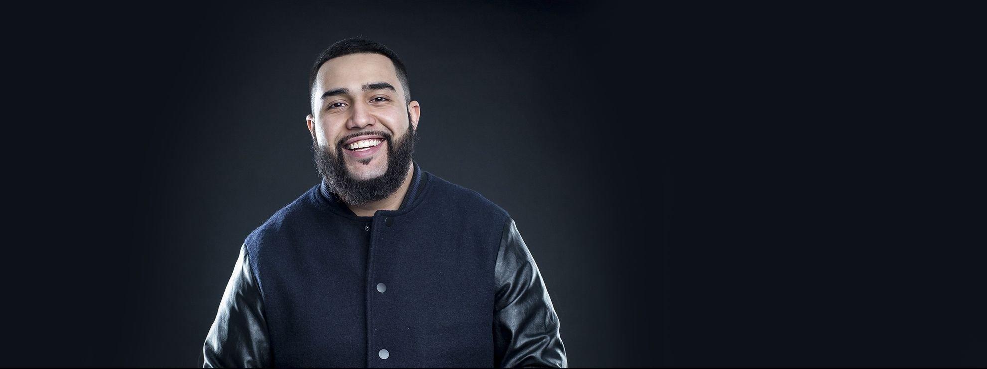 performer Jah Khalib