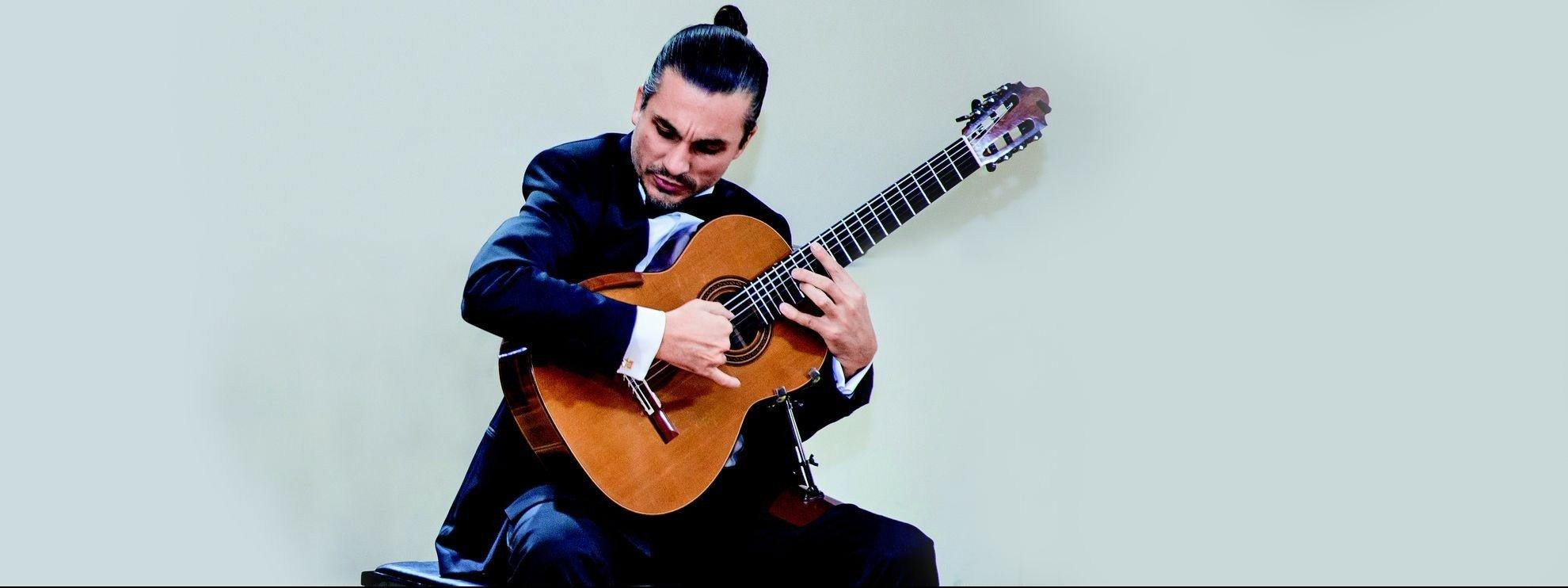 событие ARTYOM DERVOED (Артем Дервоед) «Capriccio diabolico» Посвящение Никколо Паганини