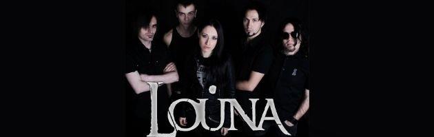 исполнитель Louna (Луна)