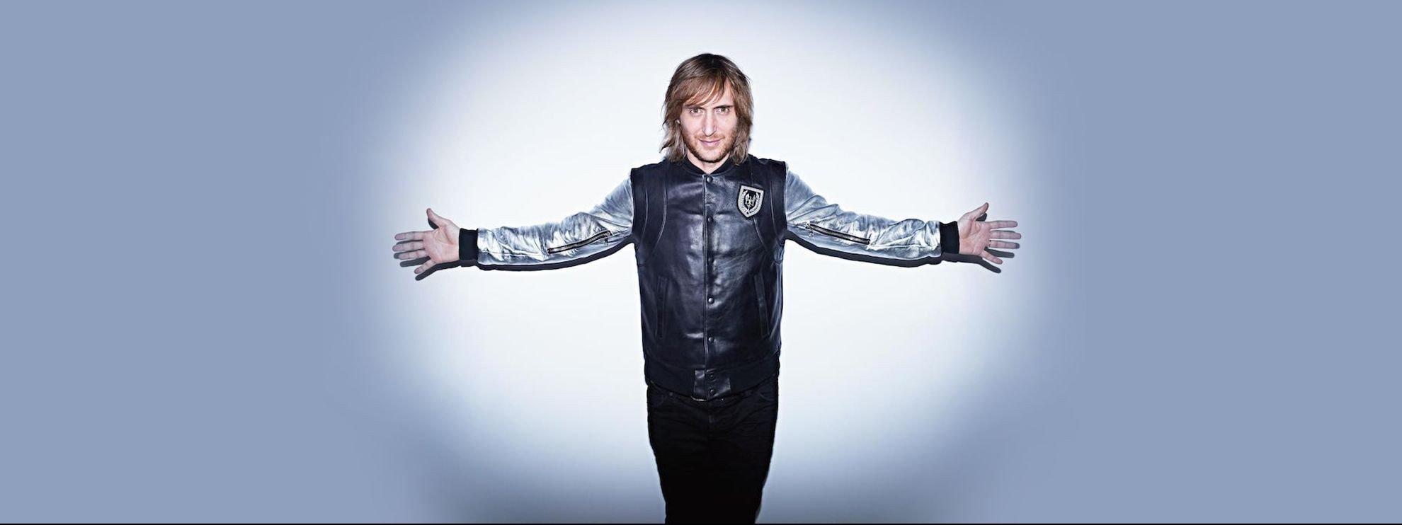 событие David Guetta (Дэвид Гетта)