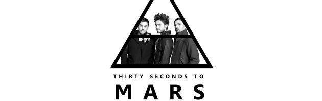 событие Thirty Seconds to Mars (30 секунд до Марса)
