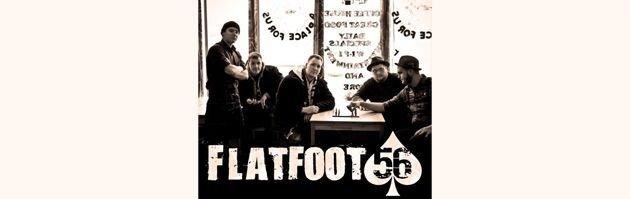 исполнитель Flatfoot 56 (Флетфут 56)